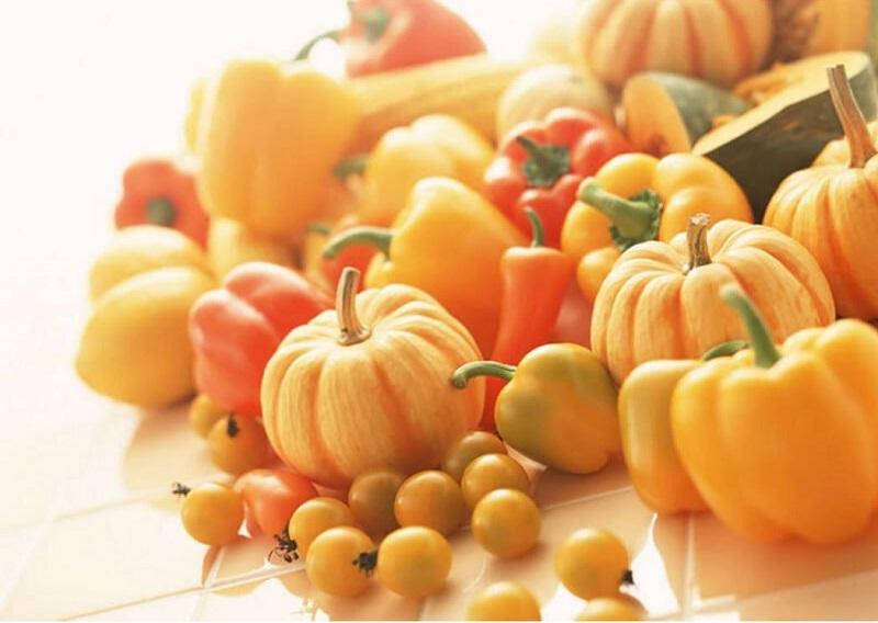 ăn nhiều thực phẩm màu vàng điều trị nám